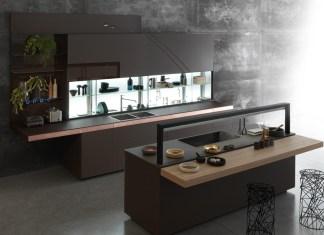 Bespoke Kitchen Design from Valcucine