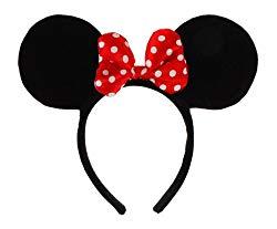 Classic Minnie Ears Headband