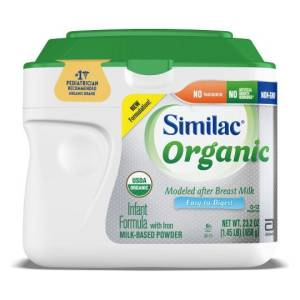 Similac Organic Infant Formula Review