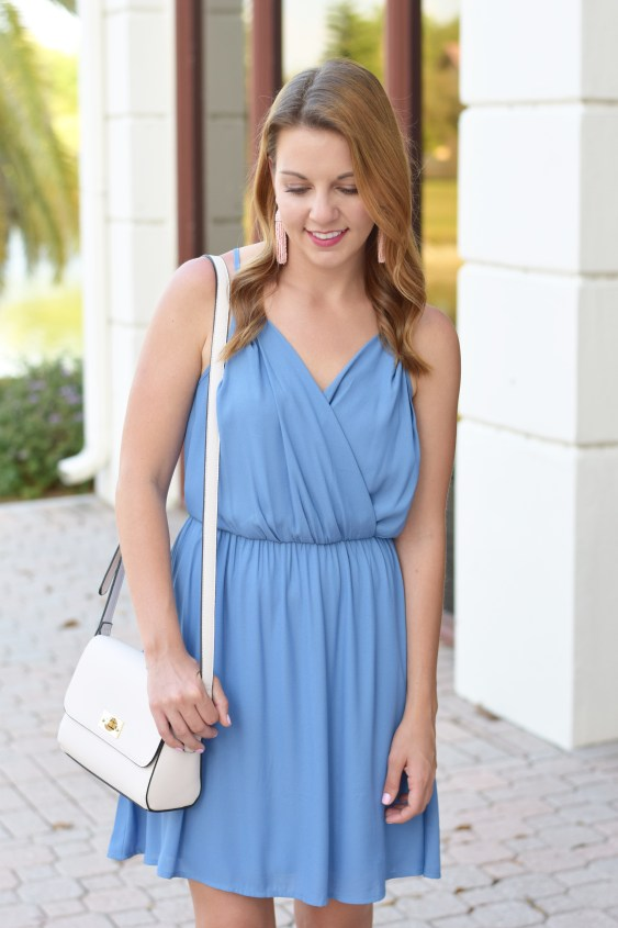 Cute Spring Dresses Under $50 by FL fashion blogger Absolutely Annie