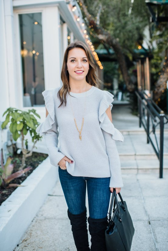 Thanksgiving Outfit Inspiration by Florida fashion blogger Absolutely Annie