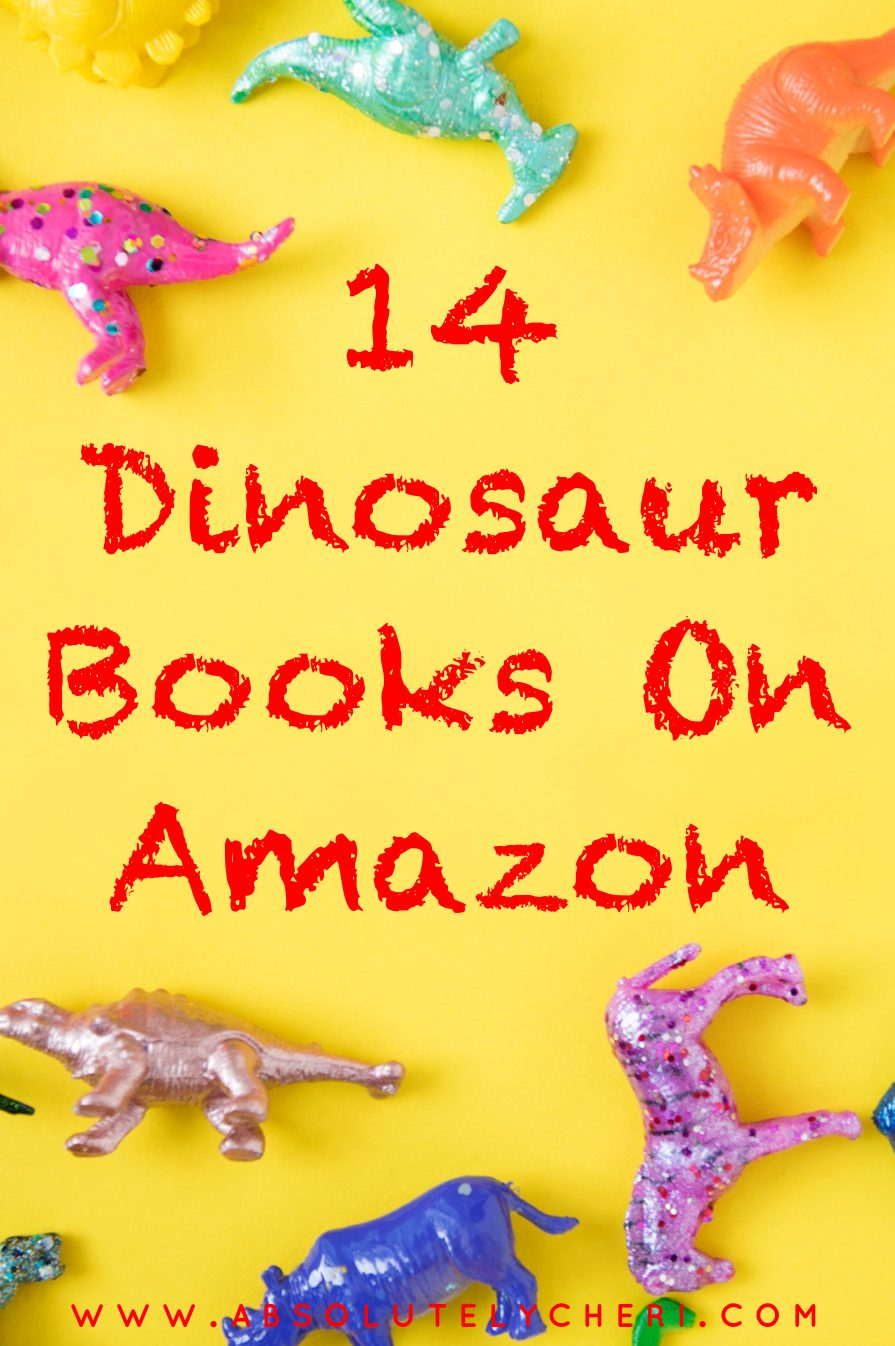 Dinosaur books are a must if you have a preschooler or toddler. Most kids go through a dinosaur phase. Here's a list of the best dinosaur books on Amazon.