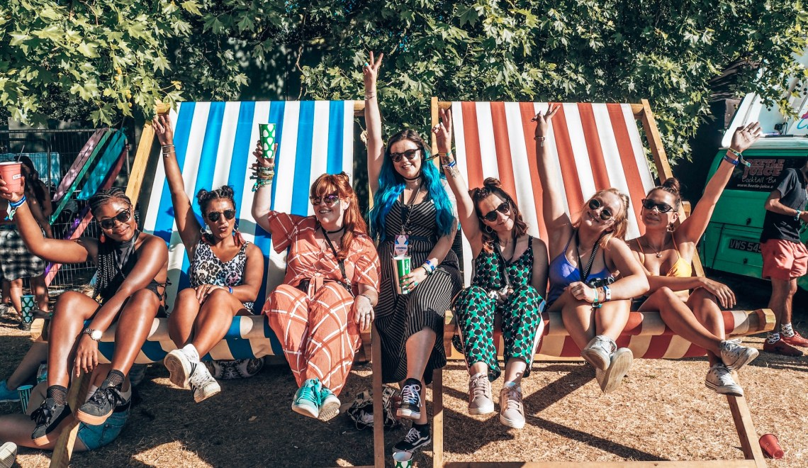 Kicking off festival season with Debenhams at Wireless | Festivals