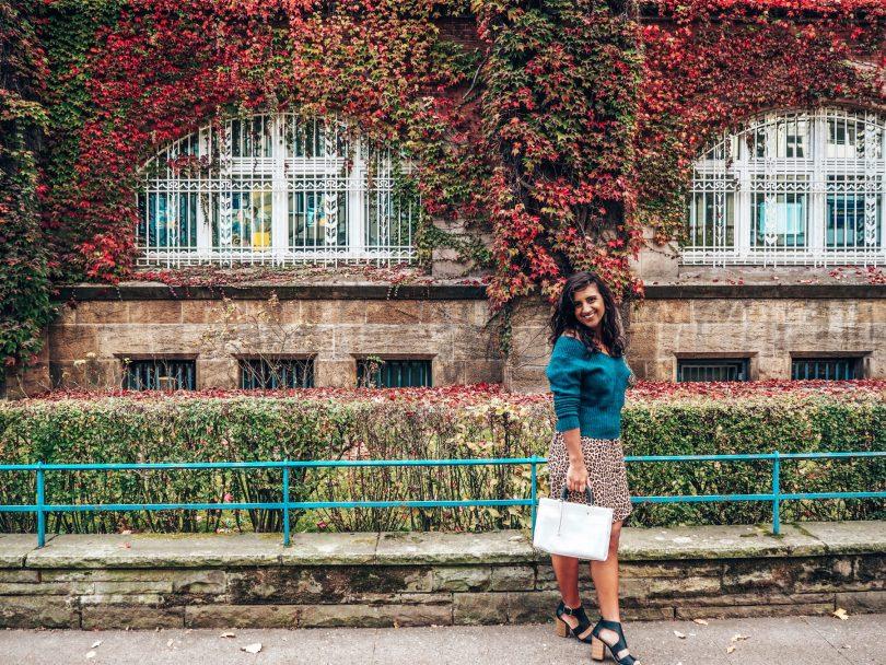 Autumn blogger pics