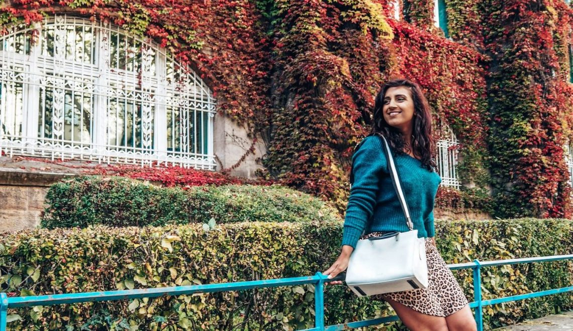 Celebrating six months and styling the Radley bag