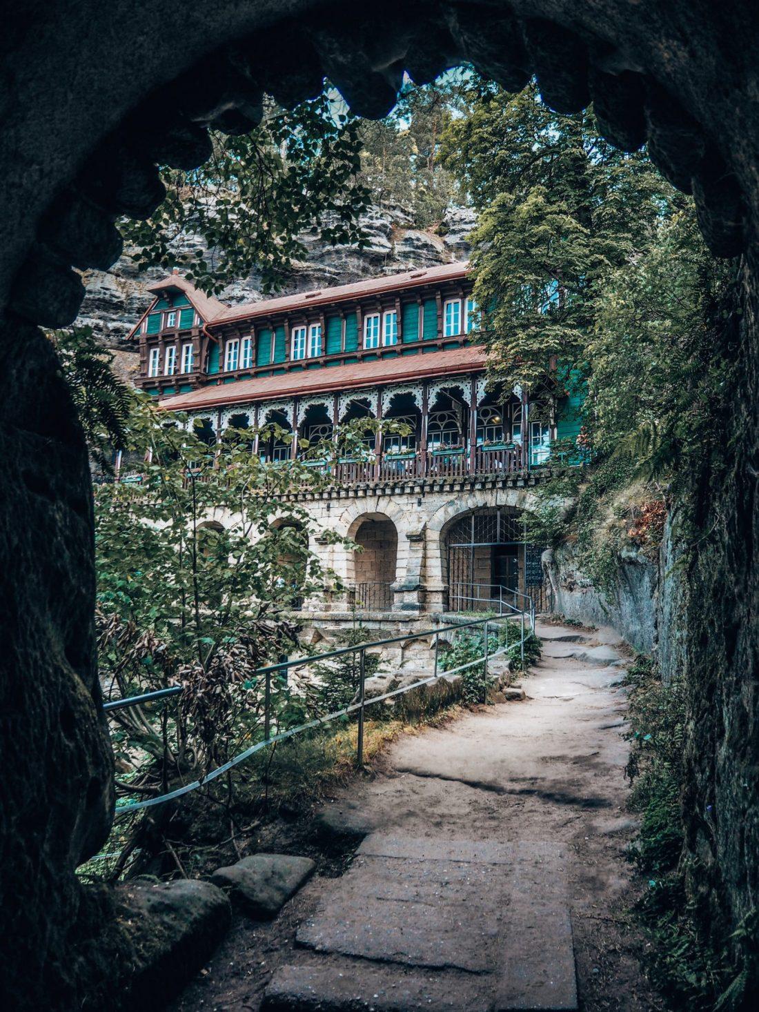 Pravčická Brána