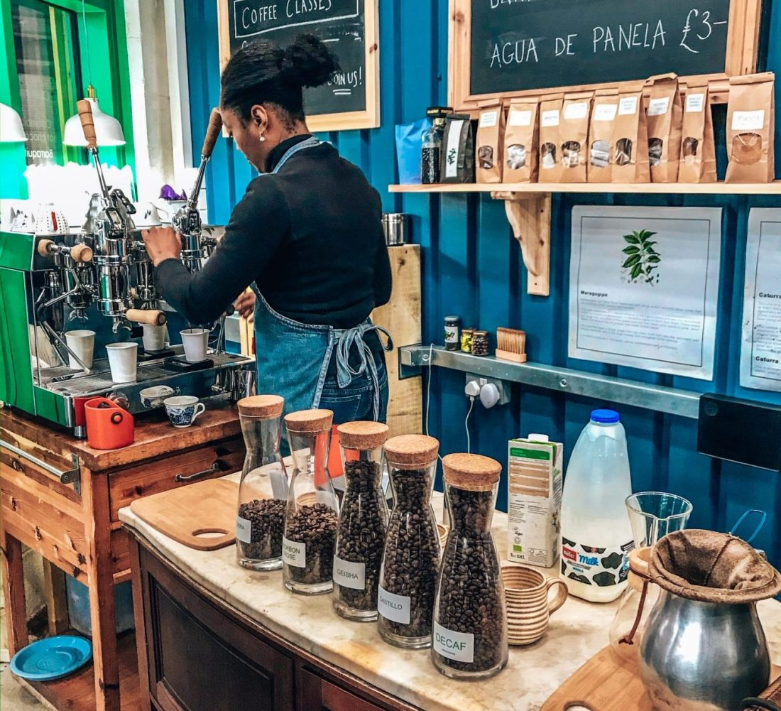 The Colombian Coffee Company