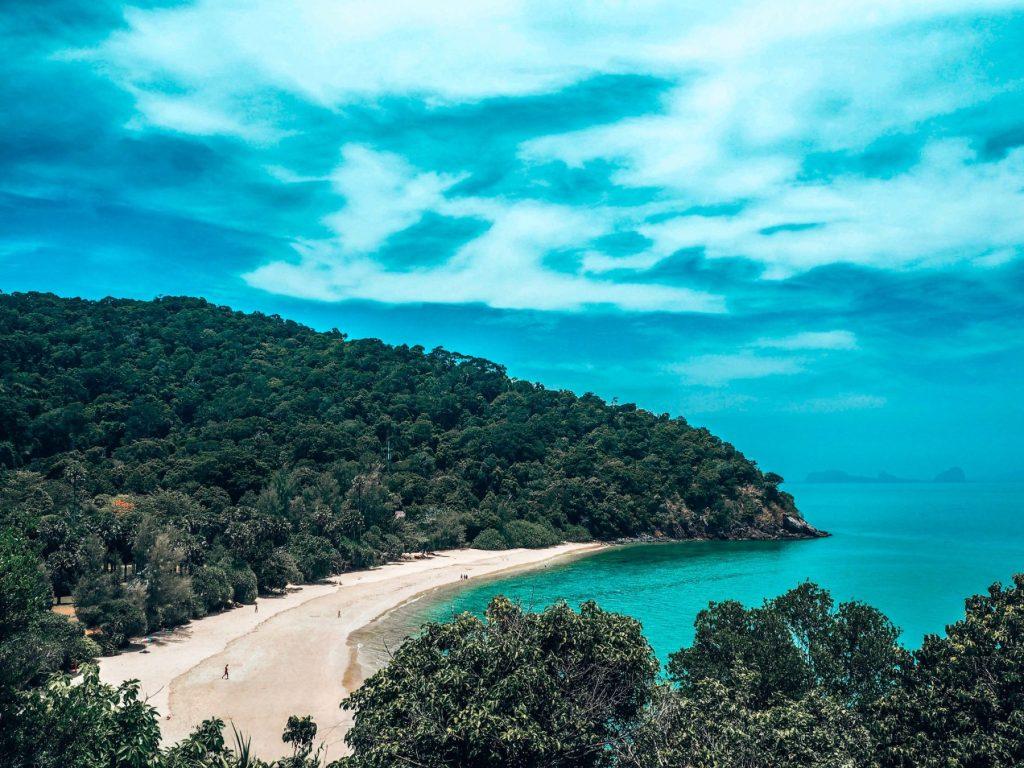 Koh Lanta beach, adventure activities in Thailand 2019