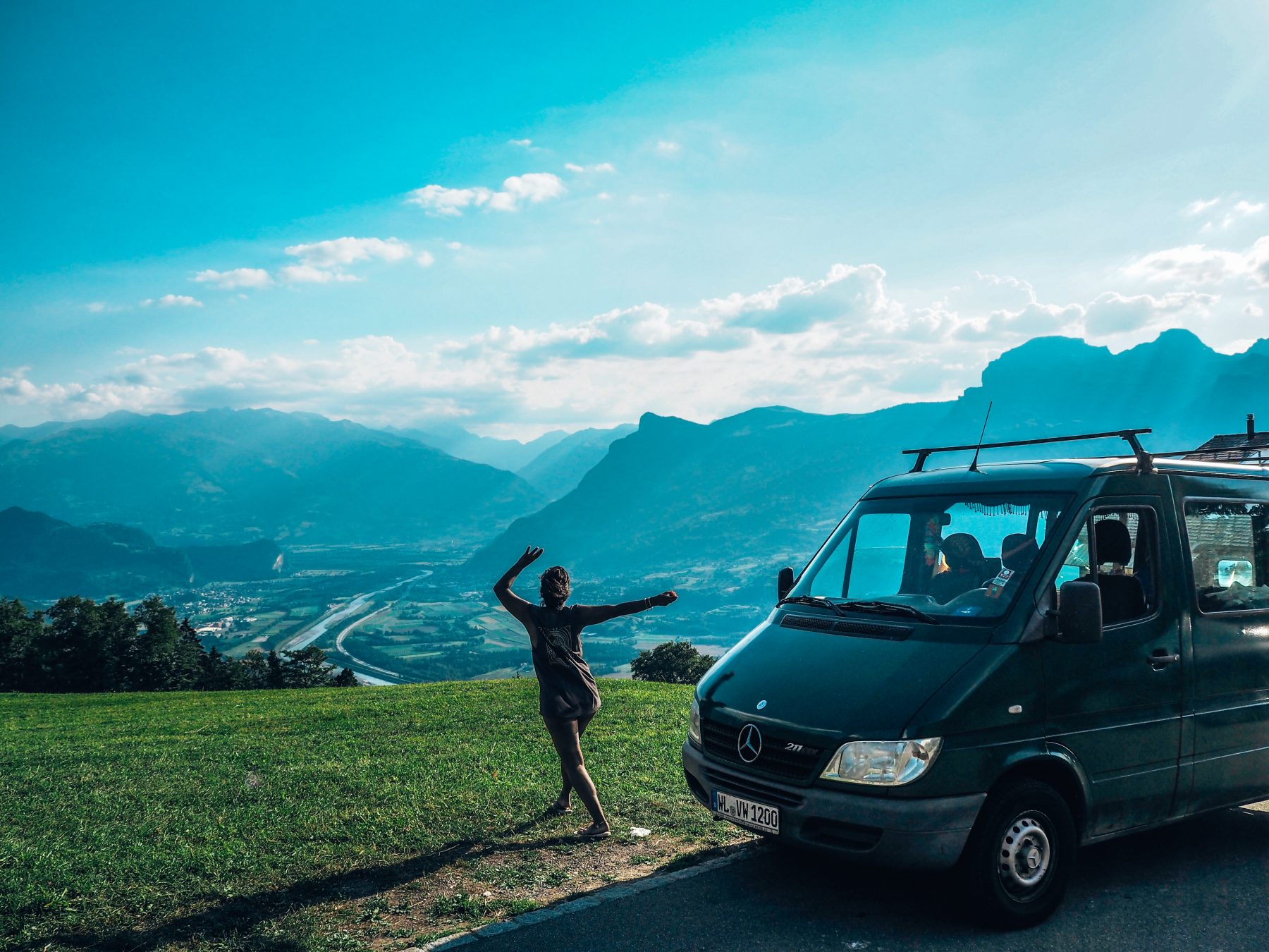 Absolutely Lucy Europe Road Trip, Road Trip Austria/Switzerland, vanlife