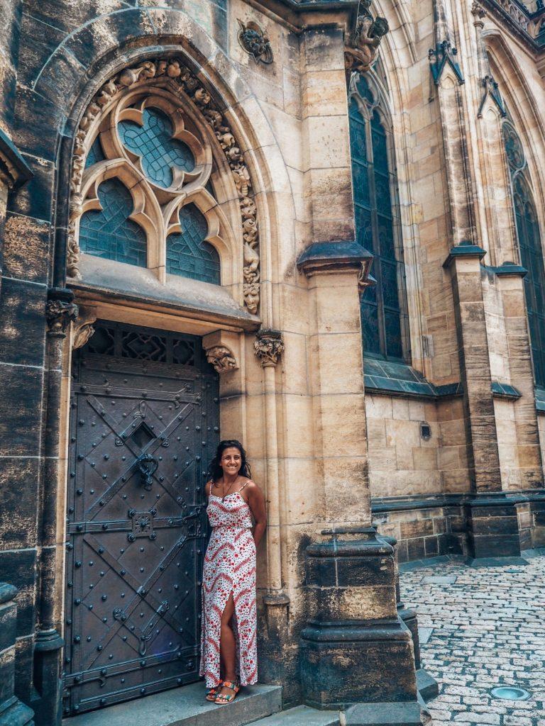 Visit St Vitus Cathedral