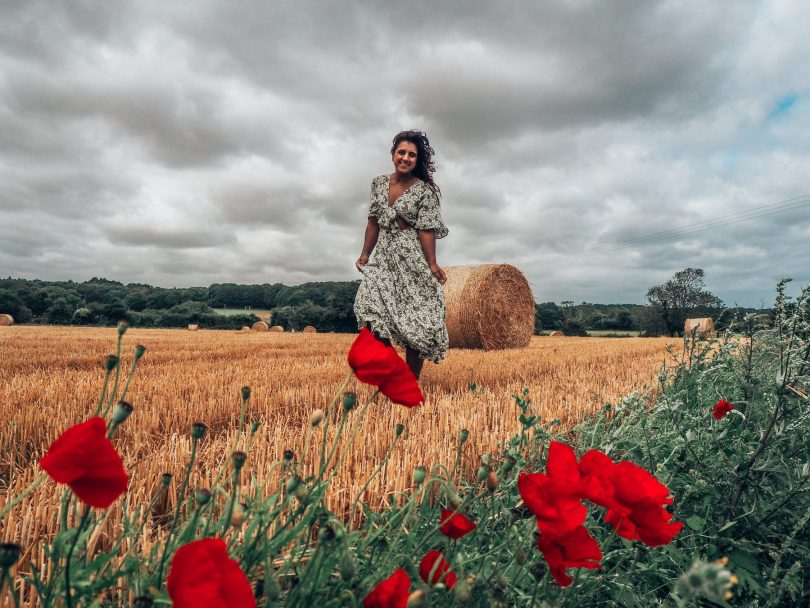 Career plans, countryside, norfolk, haybale