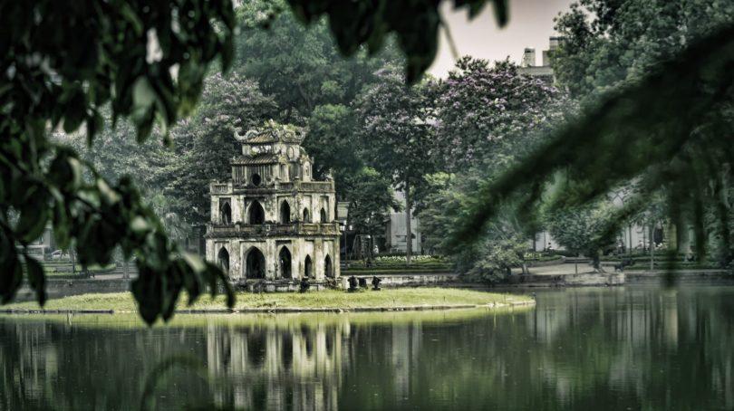 Hoan Temple, Hanoi, Vietnam