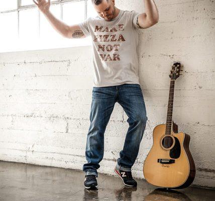 Catch-up interview with singer-songwriter John Preston
