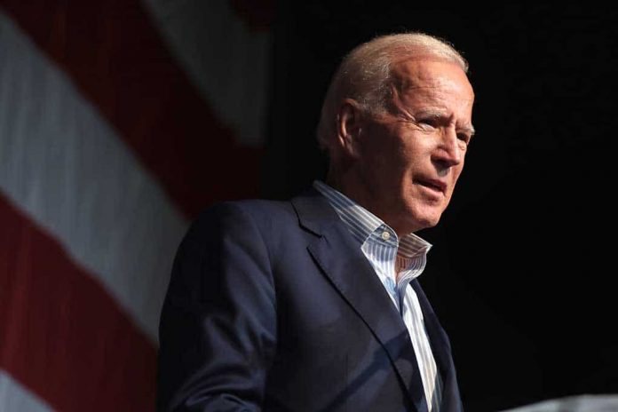 Biden Walks Off When Asked About the Sacrifices He's Asking From Americans