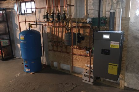 Oil To Gas Conversion In Wakefield