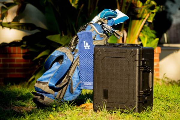 Remote Live Interview Kit Flight Case