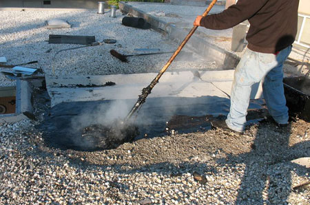 Flat Roofing Epdm And Torch On Roofing Services
