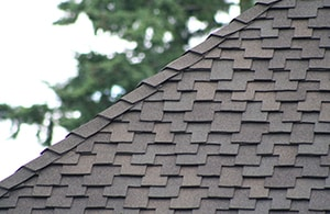 Newly Shingled Roof