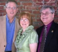 Kinnetts - Kevin, Bebe & Jim