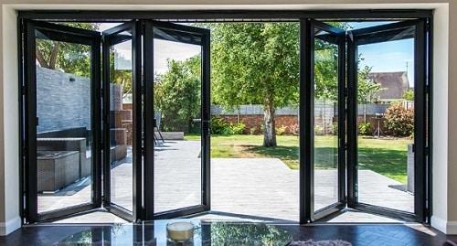 Bi-folding-doors
