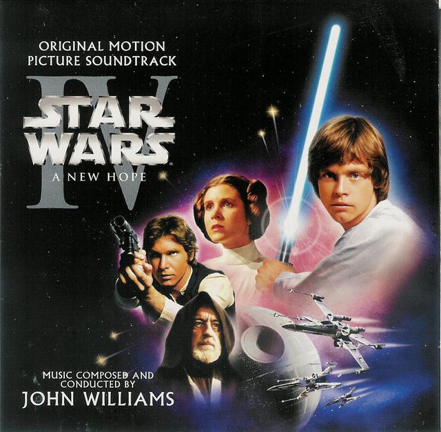 Soundtrack Star Wars IV : A New Hope
