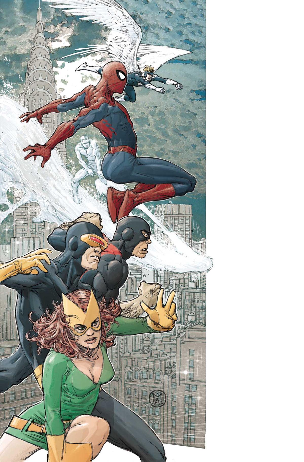 X-men/Spider-Man #1
