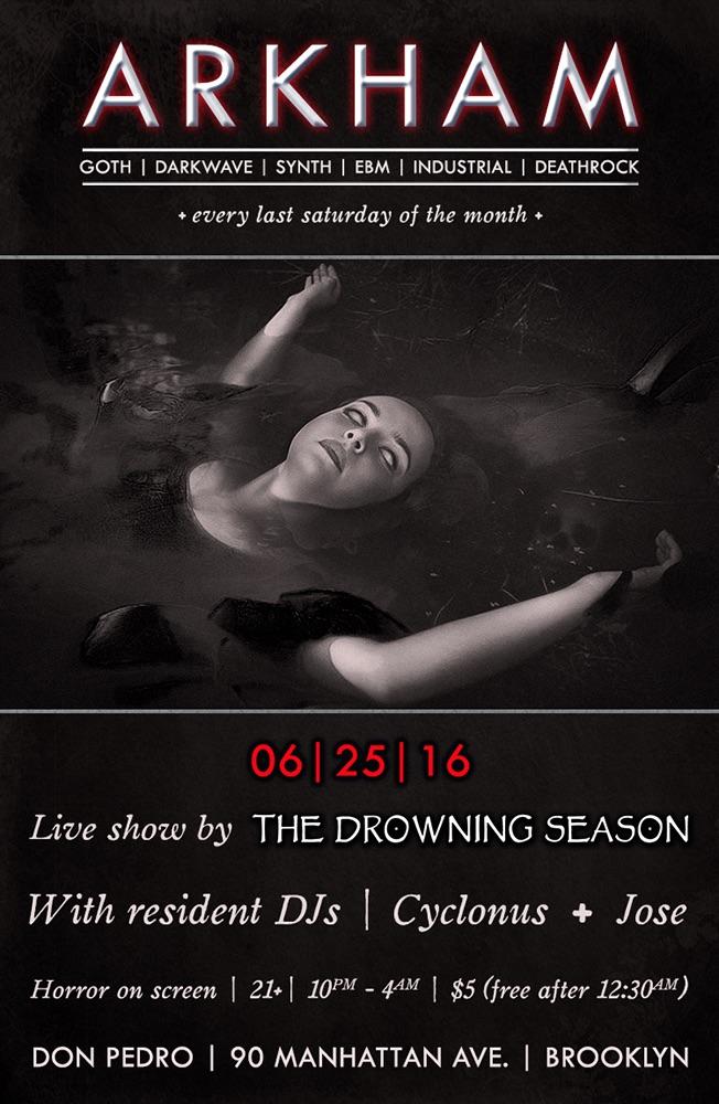 arkham - the drowning season