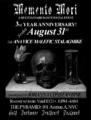 memento mori anniversary 3