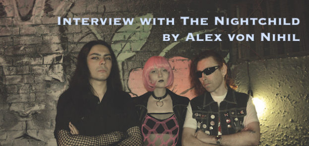 The Nightchild interview for Absolution NYC