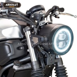 faro led yamaha xsr 700 kit conversion caferacerbarcelona scrambler tracker custom 01