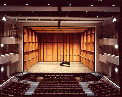 Rachel M. Schlesinger Concert Hall and Arts Center