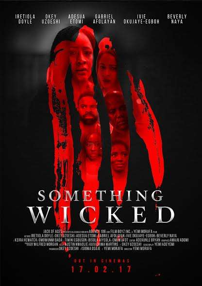 Movie Review: Something Wicked