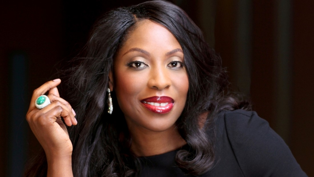 Mo Abudu is one of the most powerful women in TV