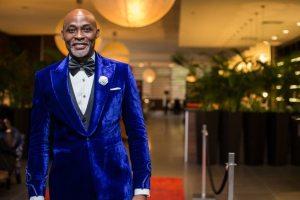 Richard Mofe Damijo Wins Award
