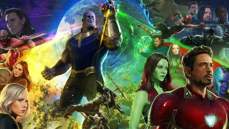 Avengers: Infnity Wars Trailer Becomes The Most-Viewed Trailer in 24 Hours