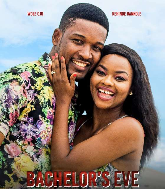 Wole Ojo, Kehinde Bankole Star In New Romantic Comedy; Bachelor's Eve