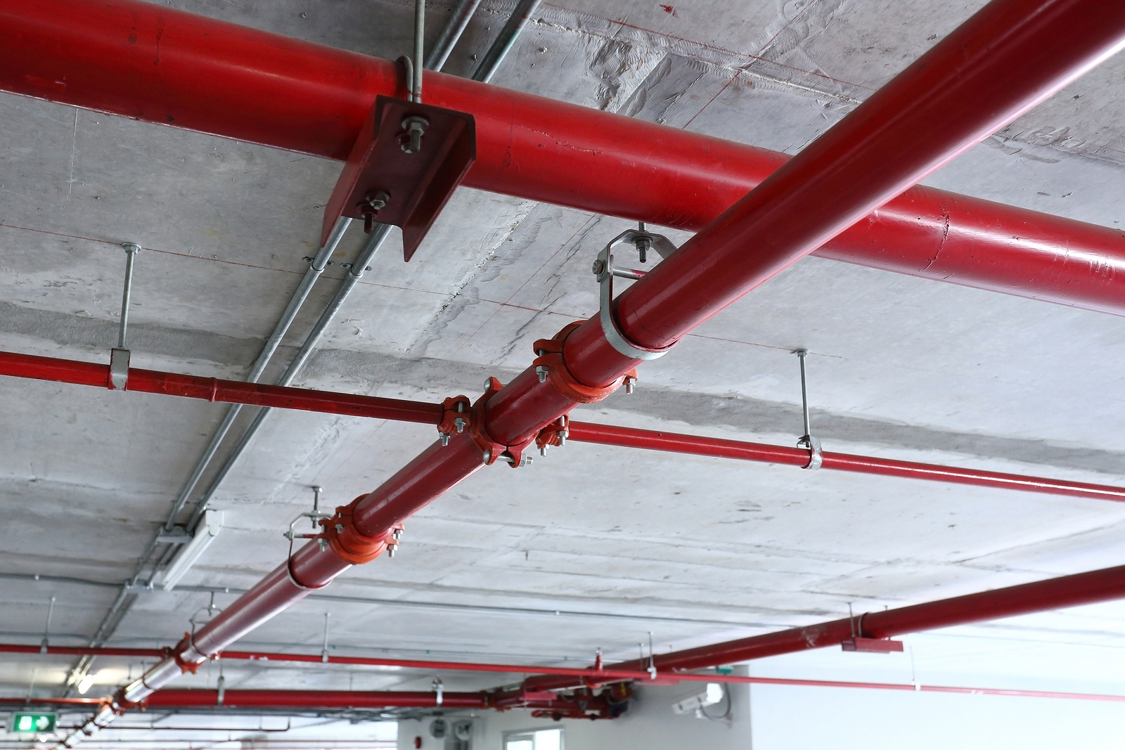 Building sprinkler systems absolute protective