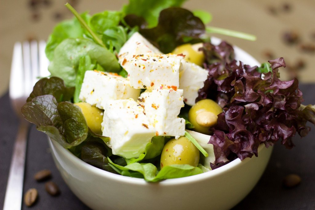high protein foods list