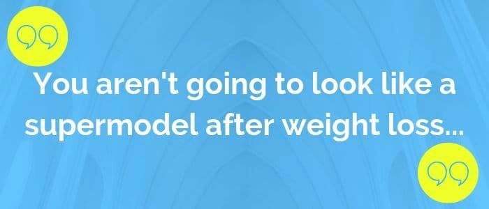 This is side effects of smart weight loss goal setting