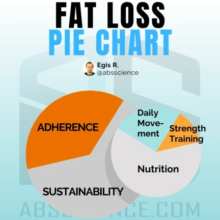 this is the picture showing the importance of sustainability for effective nutrition for weight loss