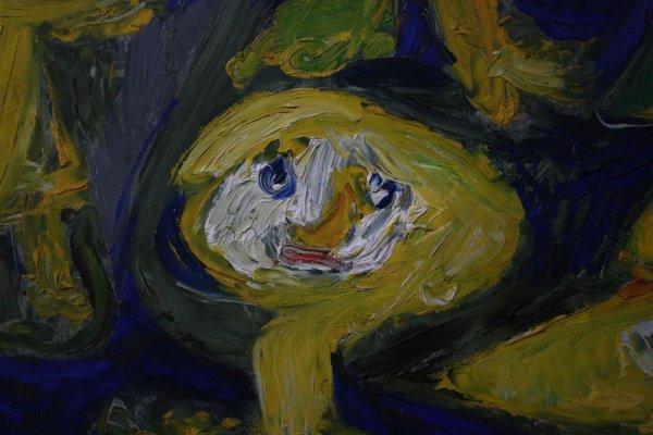 Abstract Art Artist