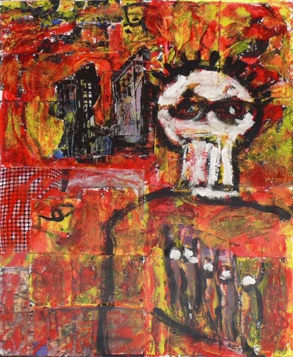 Abstract Art 11 Artist