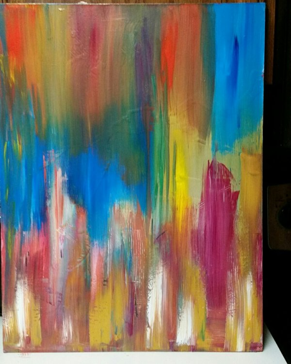 Passion Abstract Art