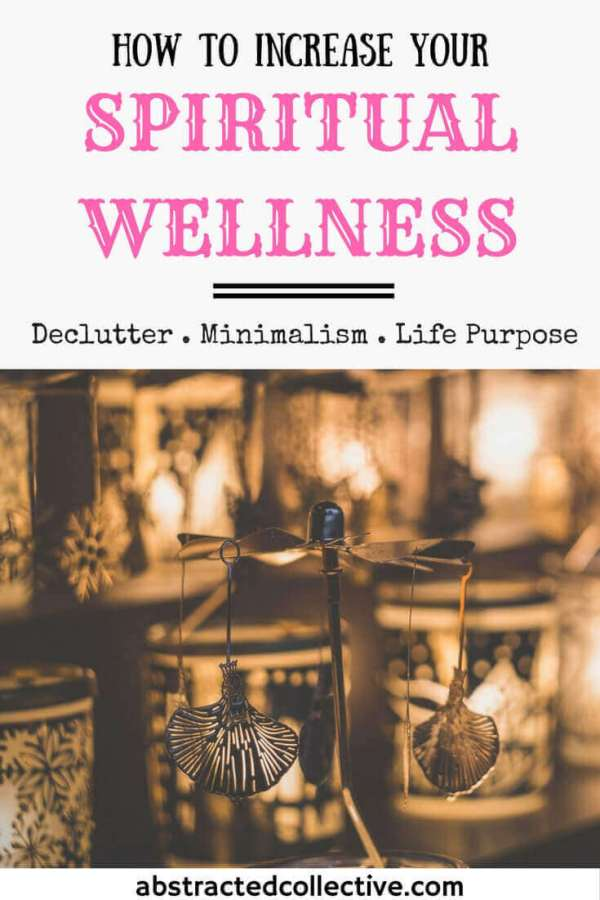 Need help figuring out your life's purpose and passion? Want to declutter and practice mindfulness? Come in for tips on increasing your spiritual wellness.