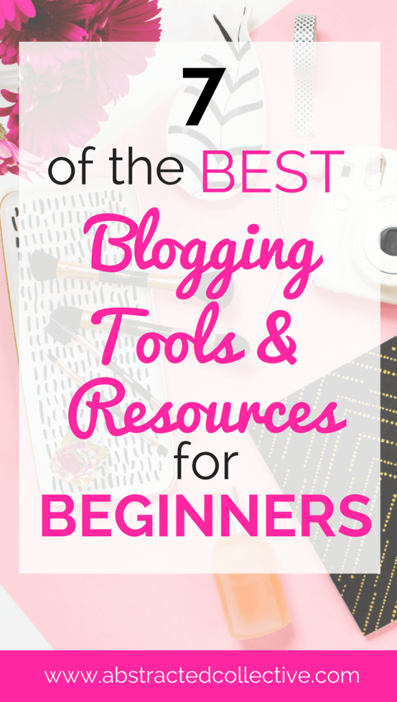 7 of the best blogging tools and resources for beginners