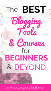 The Best blogging tools resources and courses for beginner bloggers. How to start a blog, SEO tips, Affiliate marketing tips, Ebooks, E-courses, social media tips, pinterest tips, which webhosts to use and so much more!