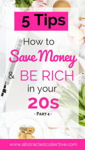 Need extra tips on how to save money in your 20s? Here are some personal finance ideas, tips on how to earn extra cash, frugal living, how to budget better. As well as tips on how to be rich in your 20s by managing your finances better, earning extra passive income through side hustles, investing tips and more. Start financial planning early, set smart financial goals and learn how to cultivate good financial habits today!