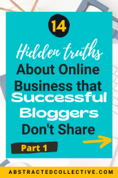 How to make money online & blogging tips - secrets that successful bloggers don't share with you (Part 1)