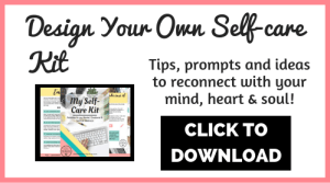 Design your own self-care kit which contains prompts, ideas and tips on mental, spiritual and emotional self-care. Reconnect, rejuvenate and restore!