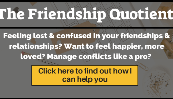 Long-time friends who cut you off for no reason: Red flags
